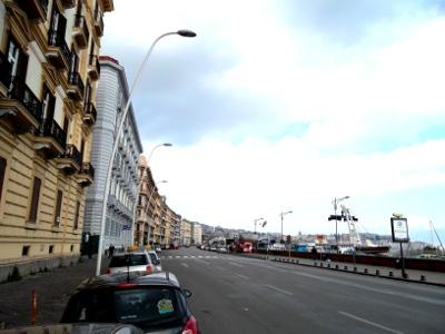 Hotel a Mergellina NA