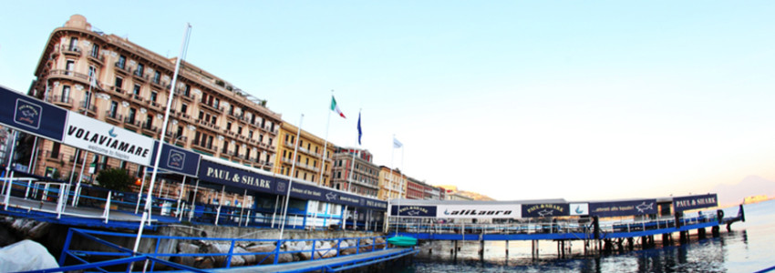 Aliscafi Snav porto di Mergellina
