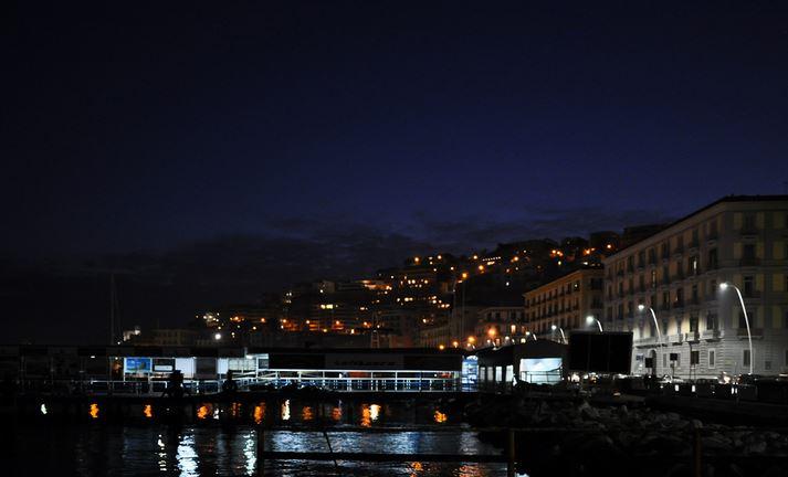 Hotel a Mergellina per dormire sul mare di via Caracciolo