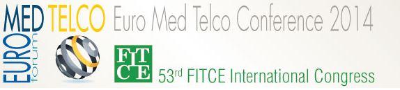 Congress Euro Med Telco Conference 2014 Napoli Novembre