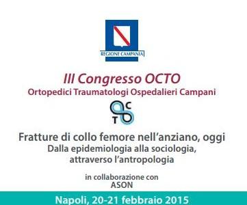 Congresso octo Napoli 20 21 febbraio 2015 hotel vicino e convenzionati