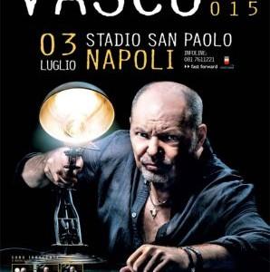 Live a Napoli Vasco rossi 3 luglio 2015 stadio San paolo hotel e bb consigliati e vicini al concerto