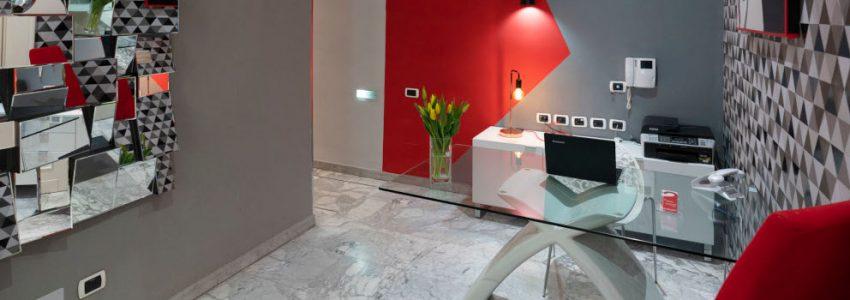 Affittacamere b&b sul lungomare Caracciolo di Napoli vista mare a Mergellina top place - H Rooms Boutique Hotel