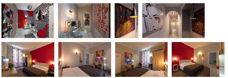 h rooms boutique hotel booking.com hotle napoli lungomare Caracciolo