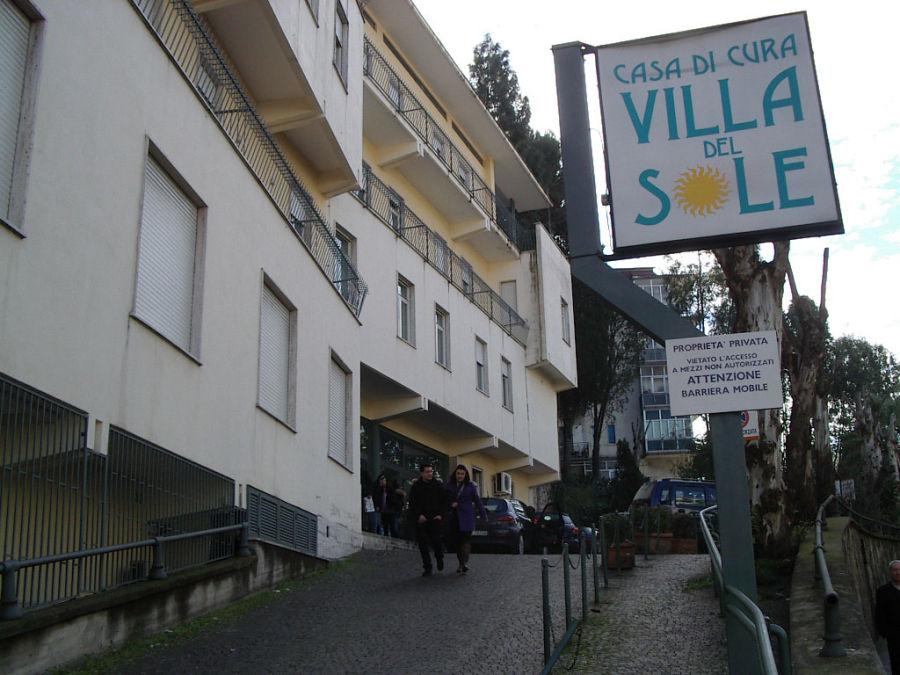 Hotel strutture nelle vicinanze di CASA DI CURA VILLA DEL ...